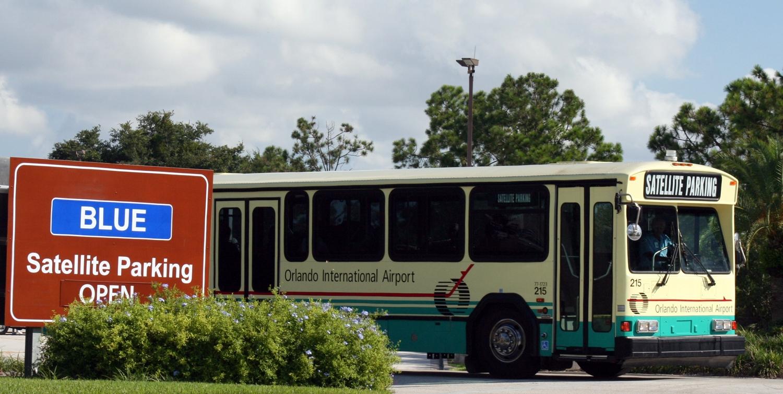 Satellite Parking Bus
