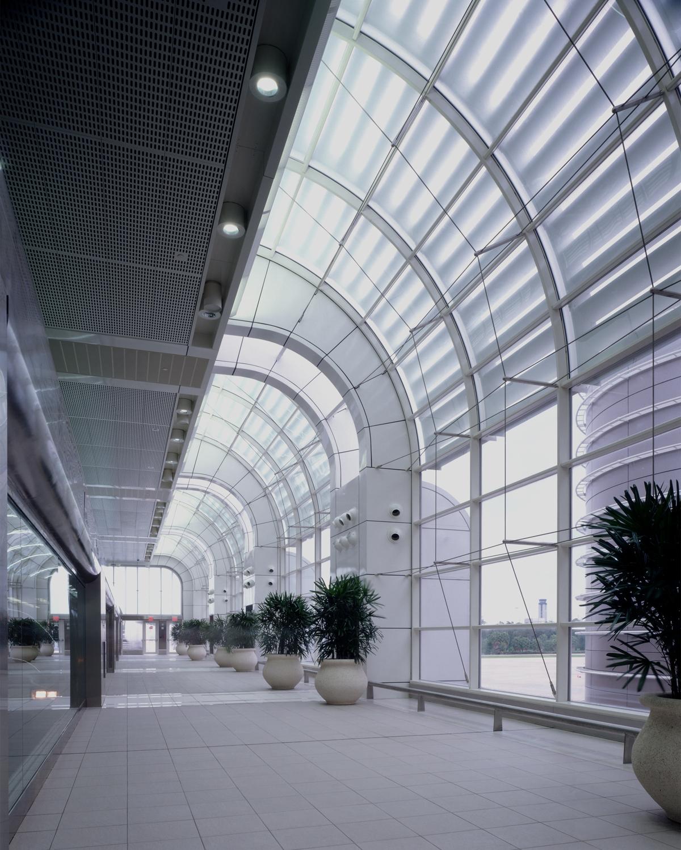 Airside 2 AGT Station