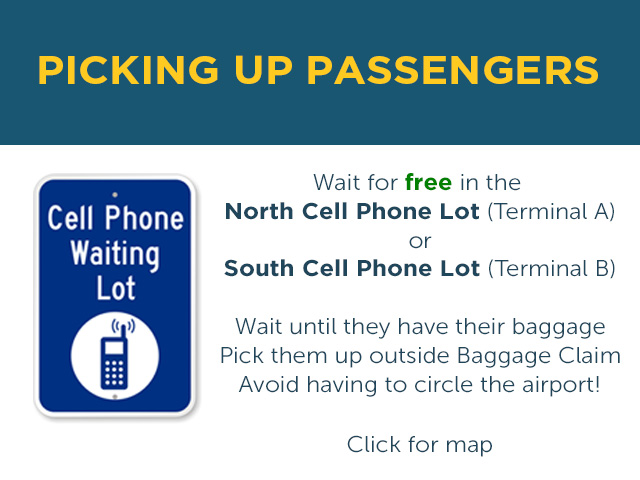 Cell Phone Waiting Lots