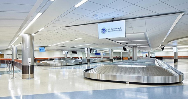 Baggage Carousels in the FIS