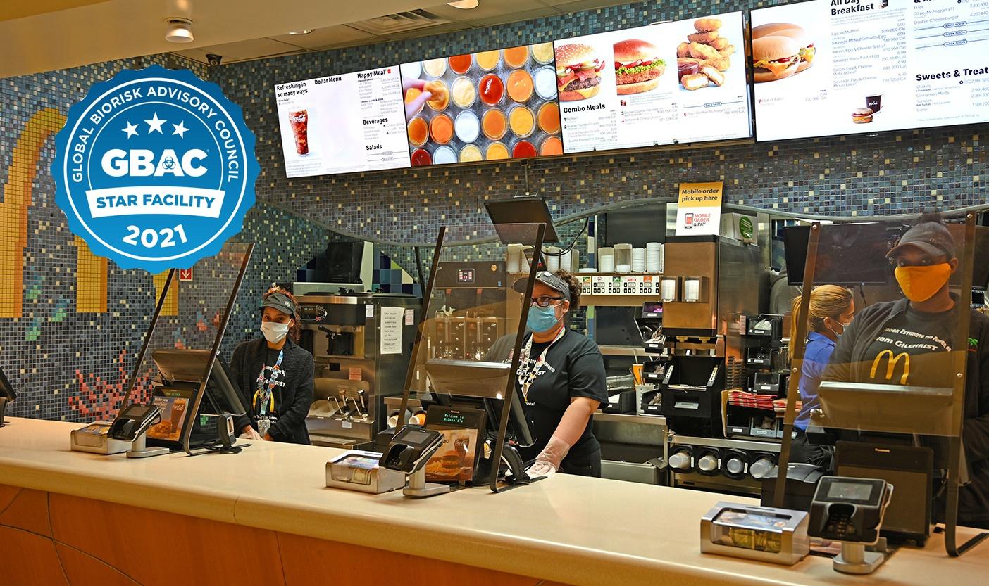 Food & Beverage Concession Hero Image