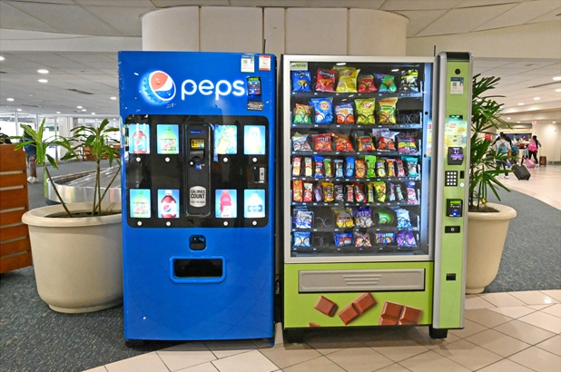 Food & Beverage Vending Machines