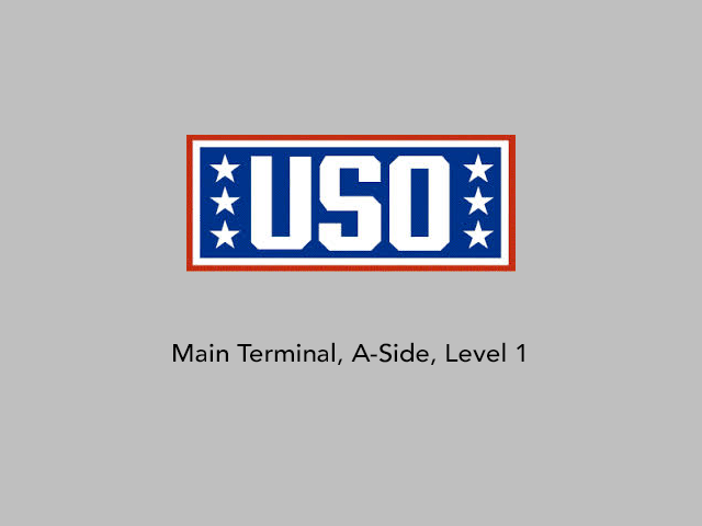 USO Welcome Center