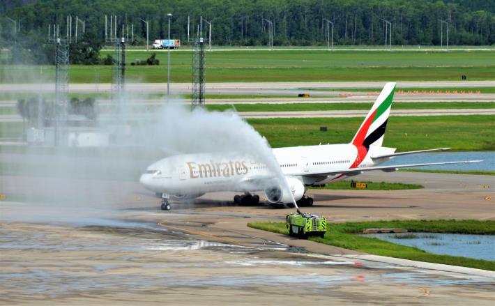 Orlando International Airport Welcomes Back Long-Haul Passenger Service on Emirates
