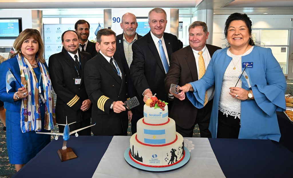 Aerolineas Argentinas Begins New Non-Stop Service to Buenos Aires