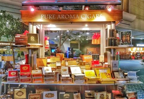 Pure Aroma Cigars